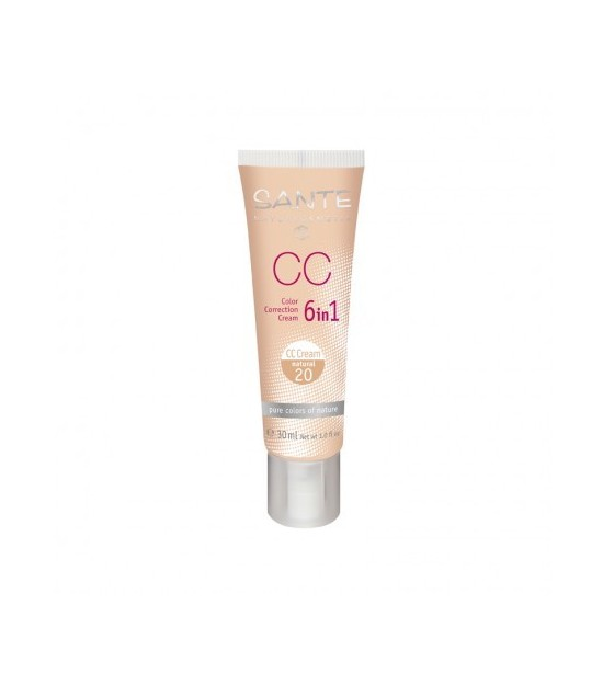 MAQUILLAJE CC SANTE CORRECTOR COLOR NATURAL 20