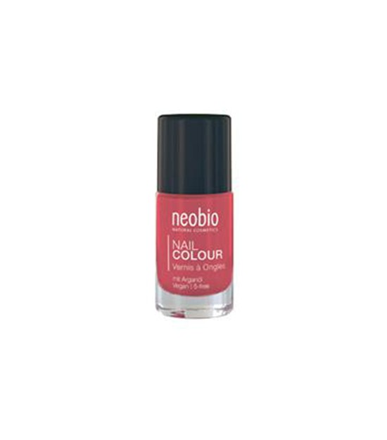 ESMALTE UÑAS NEOBIO 03 WONDERFUL CORAL