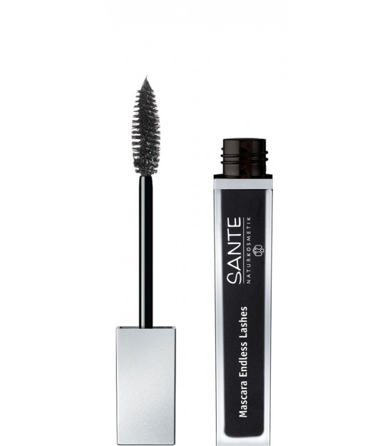 MASCARA PESTAÑAS BLACK 03 SANTE