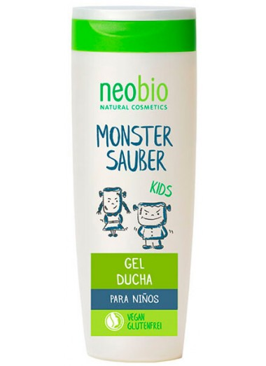 GEL DUCHA KIDS NEOBIO
