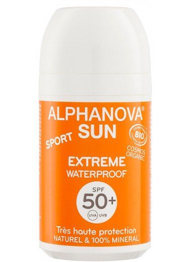Protector Solar Bio Roll-on Extremo FPS 50+ Alphanova Sun