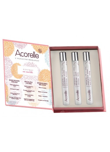 SET ROLL ON EAU DE PARFUM RELAJANTE ACORELLE
