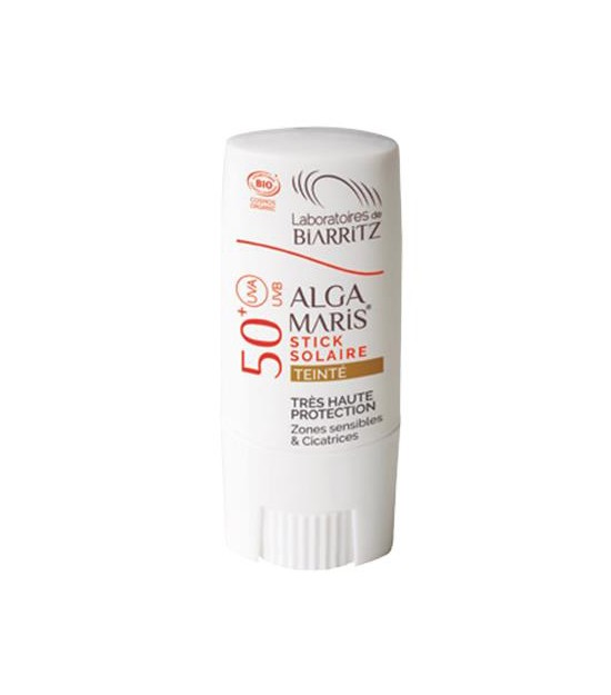 STICK PROTECTOR SOLAR COLOR ALGA MARIS SPF50