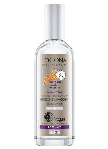 TÓNICO FACIAL LOGONA AGE PROTECTION