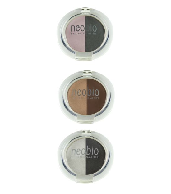 SOMBRA OJOS DUO 01 ROSE DIAMOND NEOBIO