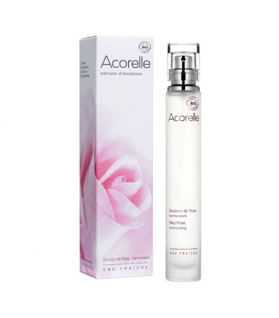 PERFUME ROLL ON ACORELLE DOCEUR DE ROSE