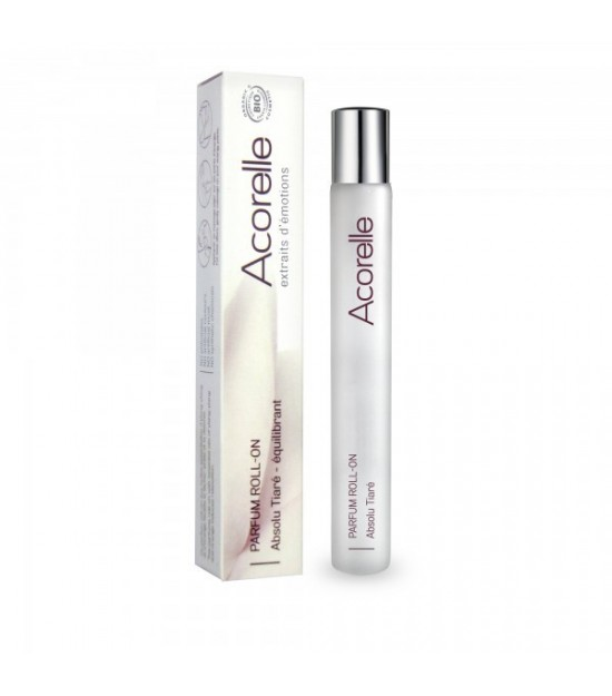 PERFUME ROLL ON ACORELLE ABSOLU TIARE